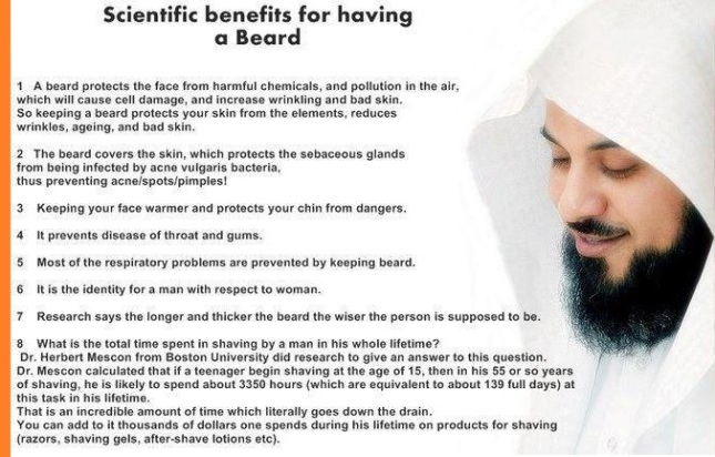benefits-of-beard